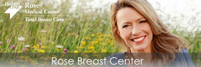Rose breast center denver